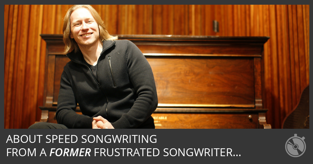 About Speed Songwriting