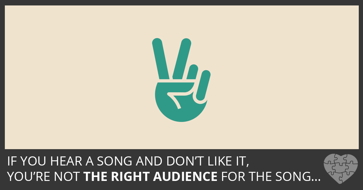 The Golden Rule of Songs
