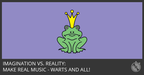 """The Story of """"Imaginary Friends"""" and """"Real Songs"""""""