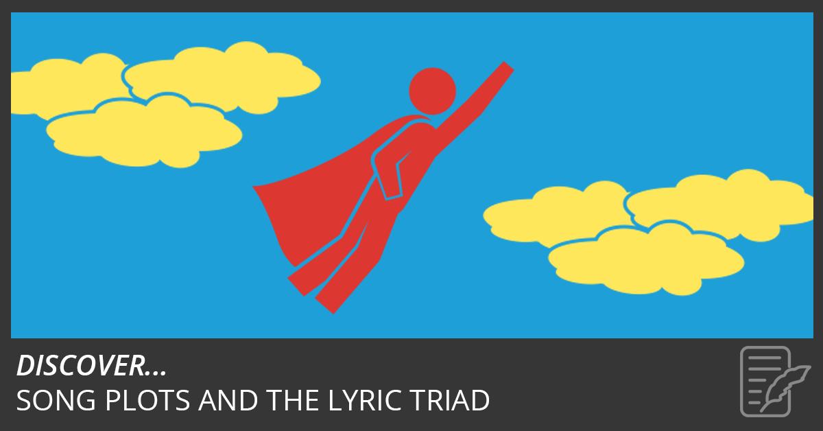 Write Lyrics Like a Super Hero