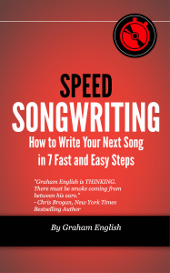 Speed Songwriting Cheat Sheet
