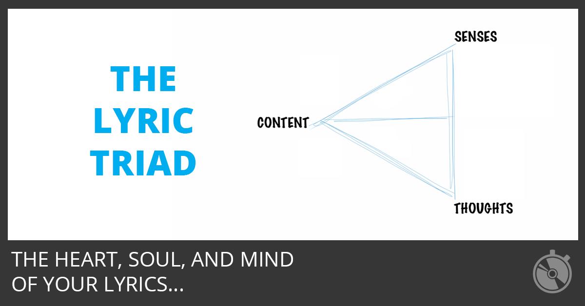 The Lyric Triad